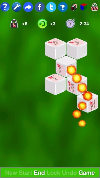 Mahjong 3D Solitaire Mini screenshot-4