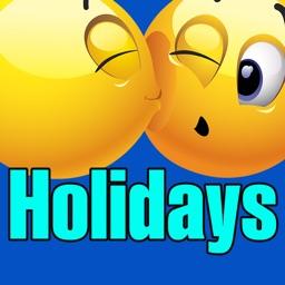 CLIPish Holidays - Animated Stickers Set 7