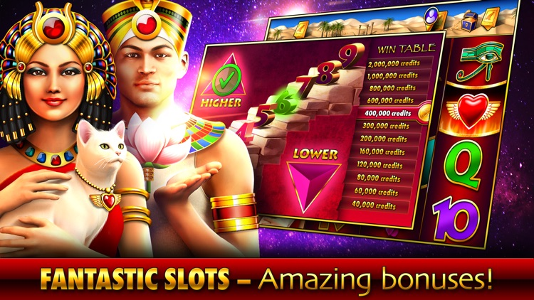 Slots - Pharaoh's Fire screenshot-3