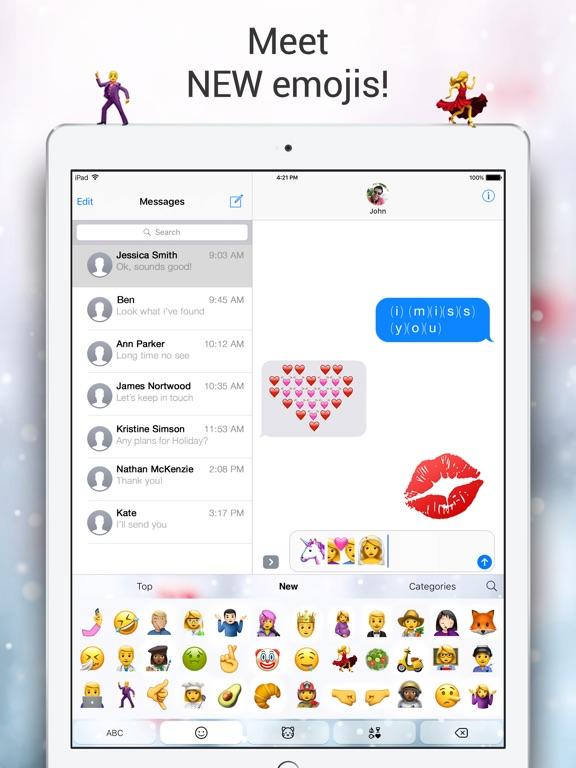 Emoji Keyboard for Me - Free Emoji Keyboard Themes-ipad-0