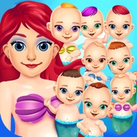 Codes for Mermaid Salon Make-Up Doctor Kids Games Free! Hack
