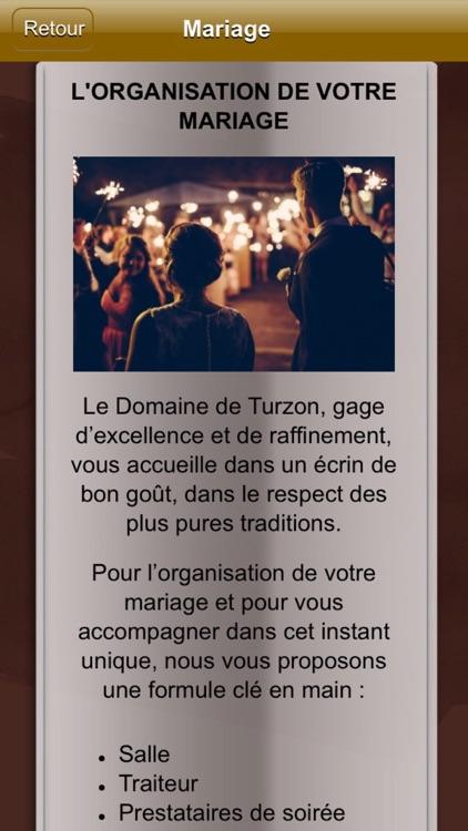 Le Domaine De Turzon screenshot-3