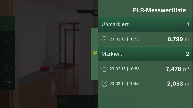 PLR measure&go screenshot-3