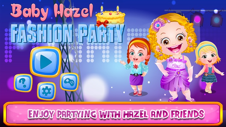 Baby Hazel Fashion Party screenshot-4