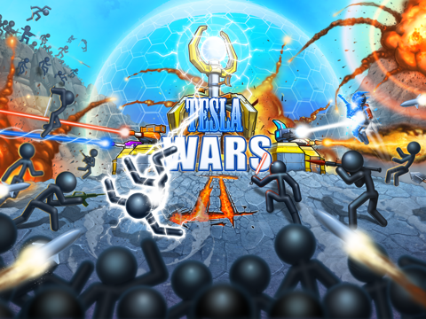 Screenshot #4 pour Tesla Wars - II