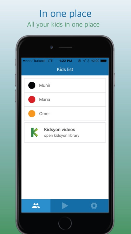 Kidsyon screenshot-2