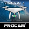 PROCAM for Phantom 4 Drone