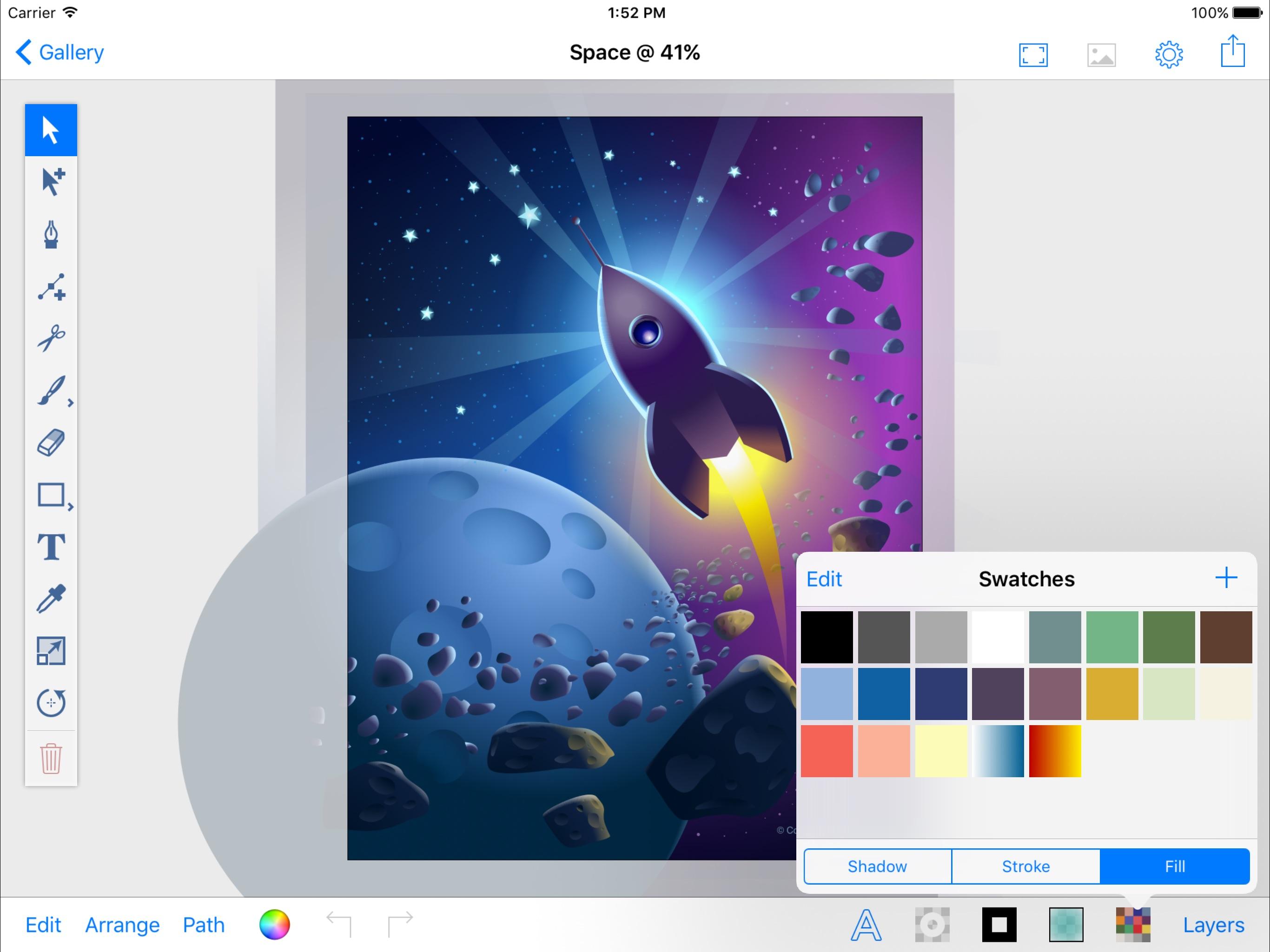 inkPad 2 Screenshot