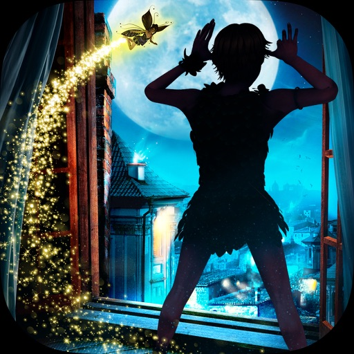Hidden Object: Peter & Wendy in Neverland (FULL)