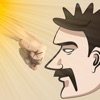 Celeb Smash - Dentist fist. Help the celebrity to look like a tomato.