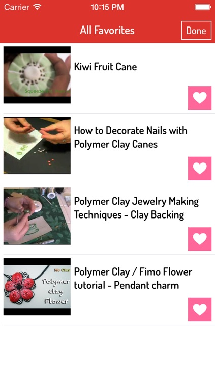 Polymer Clay Canes Guide screenshot-3