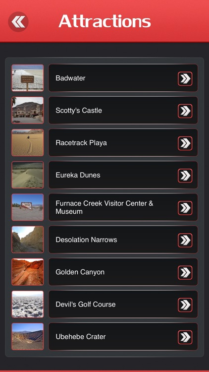 Death Valley National Park Tourism Guide screenshot-2