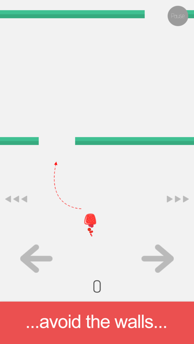 Jelly Fly - simple fun games for free iOS Game Version 1 - iOSAppsGames