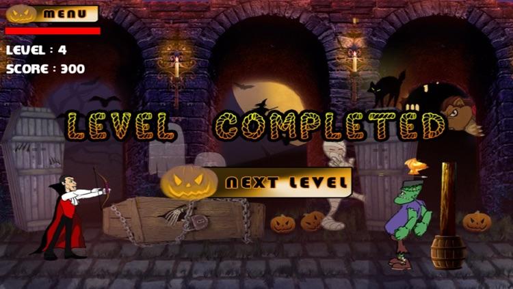 A Shoot The Pumpkin Game - Scary Fun & Spooky Halloween Games screenshot-3