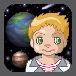 Junior Astronomer Solar System Adventure
