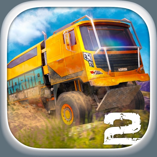Offroad Legends 2: Mountain Rush