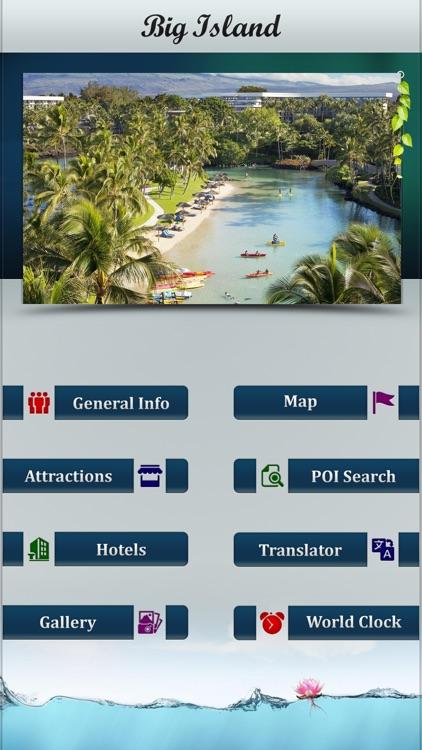 Big Island Offline Travel Guide