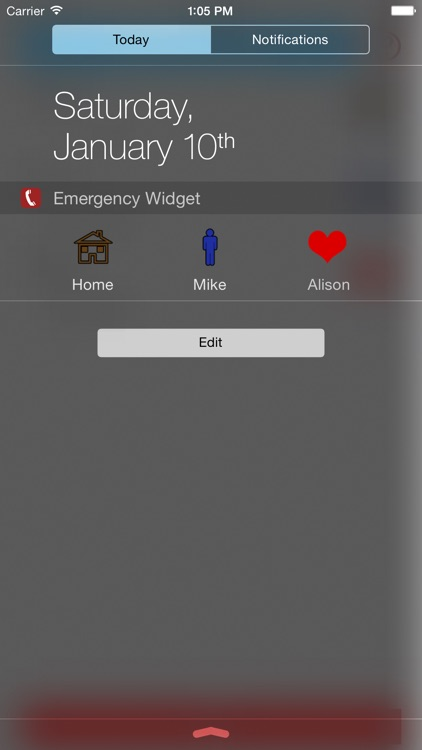 Emergency Call App