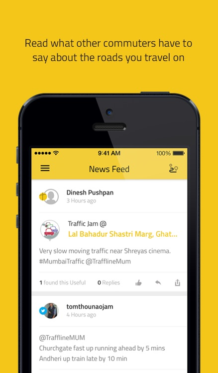 Traffline – Parking and Traffic