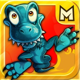 Dino Jump Ad Free: the best adventure - by Top Free Apps: Mobjoy Best Free Games