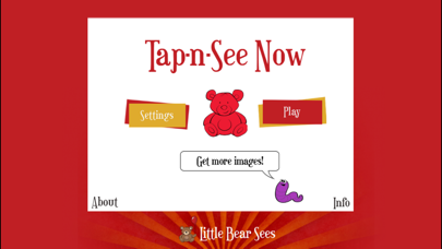 Tap-n-See Now iPhone