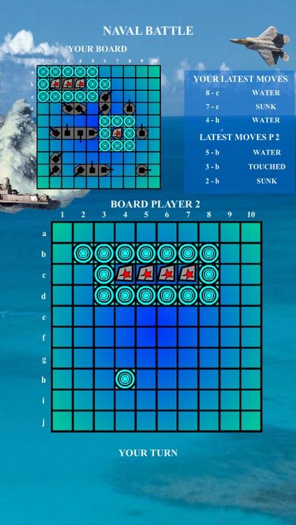 Naval Battle screenshot-3