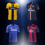 Football Quiz 2015 - Guess the Football Club Shirt!