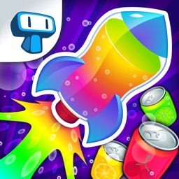 Soda Rocket - Match-3 Puzzle Game