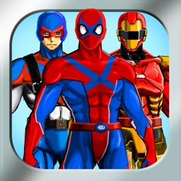 Create Your Own Superhero - Free Hero Character Costume Maker Dress Up Game - Ad Free Version