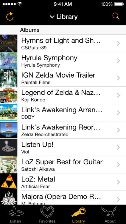Radio Hyrule: 24/7 Zelda Music screenshot-1