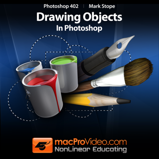 Course For Photoshop CS5: Drawing Objects