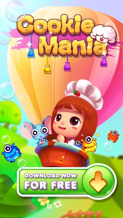 Cookie Splash Mania