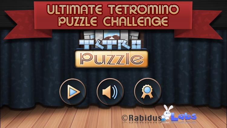 Tetro Puzzle screenshot-3