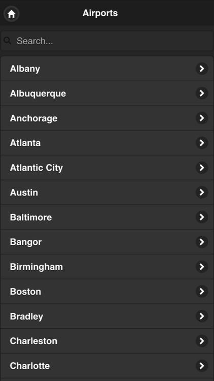 Air USA Pro - Live Flight Tracking & Status for United, American, Alaska, Delta, Hawaiian, Jetblue , US Airlines screenshot-4