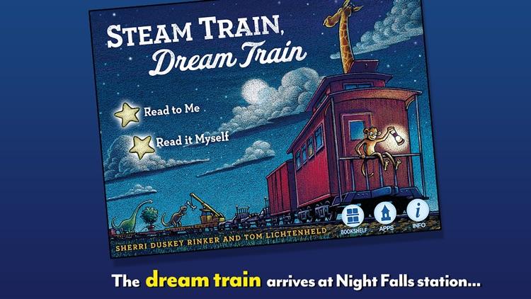 Steam Train, Dream Train screenshot-0