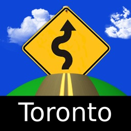 Toronto Offline Map & City Guide (w/metro!)