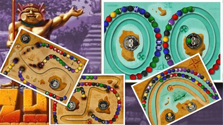 Frog Zumu's Treasures
