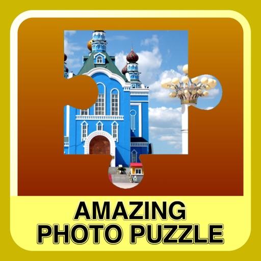 Amazing photo puzzle  - free