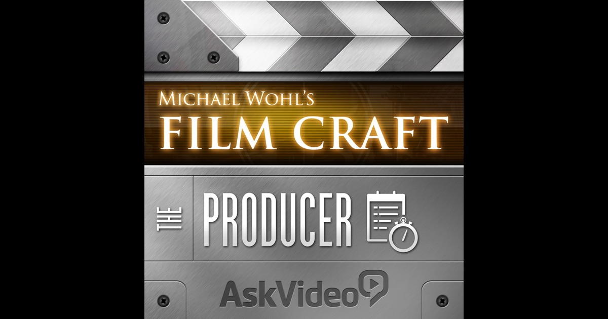 film craft 101 the producer mac app store. Black Bedroom Furniture Sets. Home Design Ideas