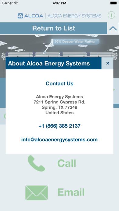Alcoa Energy Systems | App Price Drops