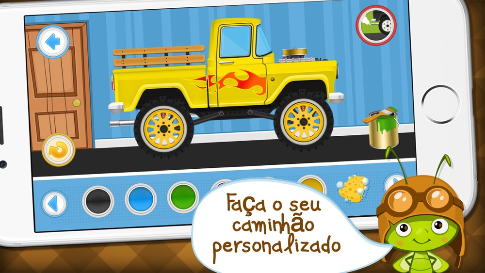 Crazy Trip (Free): Create a Truck Driving Game – by A+ Kids Apps & Educational Games Cheat Codes