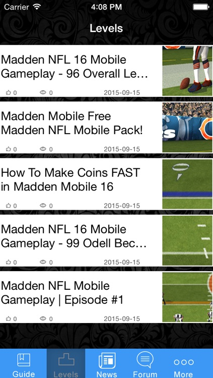 Guide for MADDEN NFL Mobile - Best Tips, Tricks & Strategy