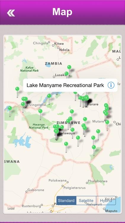 Zimbabwe Tourism Guide screenshot-3