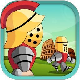 Gladiator Gang - Treasure Hunt Clash Paid