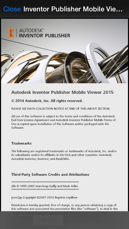Inventor Publisher Mobile Viewer screenshot-4