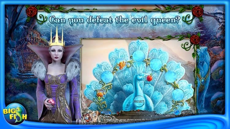 Living Legends: Frozen Beauty - A Hidden Object Fairy Tale