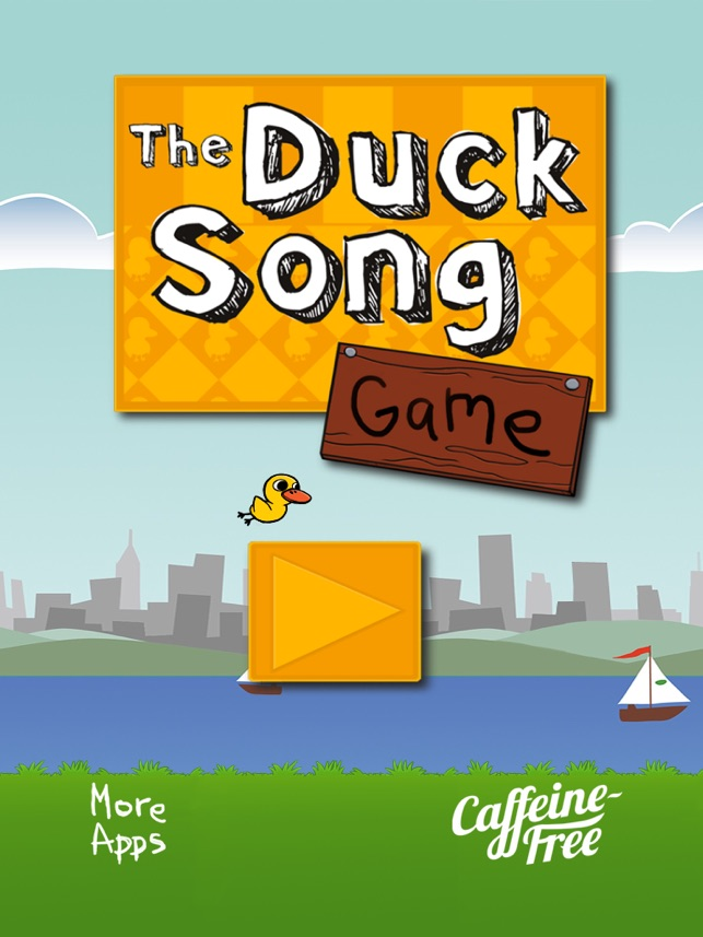 The Duck Song Game On The App Store