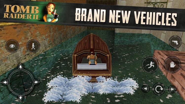 Tomb Raider II screenshot-3