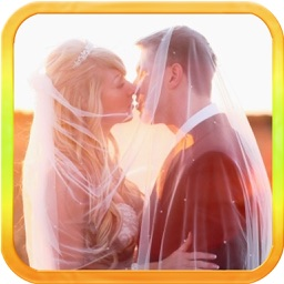My Bridal Wedding Photo Booth- Beautiful Photos Frames for Bride & Groom