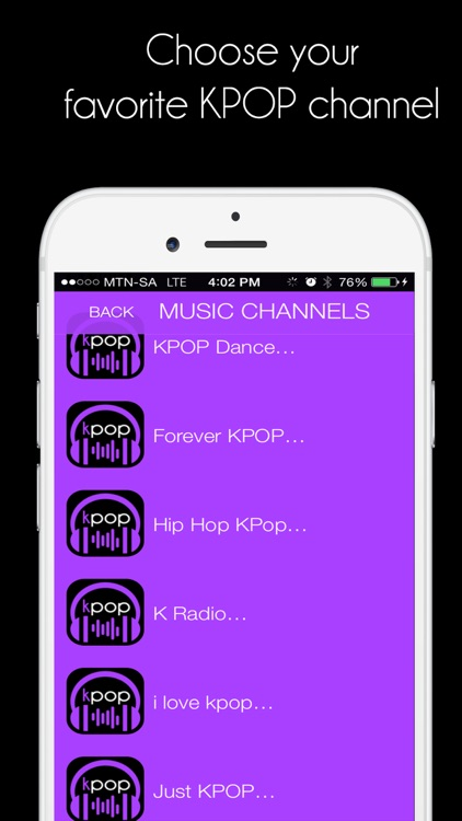 Awesome K-POP Music Radio